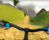MTB Hill Bike Racer