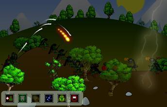 Clan Wars Goblin Forest
