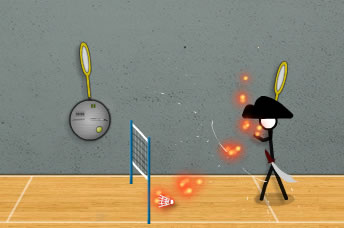 Stick Badminton 3