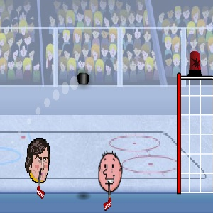 Sports Heads Hockey