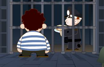 Randy's Jail Break