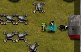Grey Wars: Super Tower Defense
