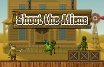 Shoot the Aliens